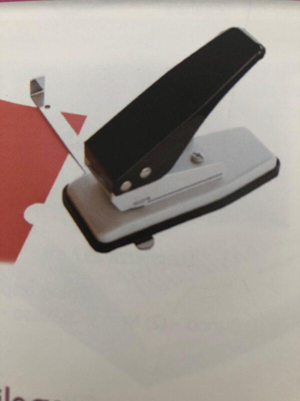Dispositivo unghiatura fogli calendario