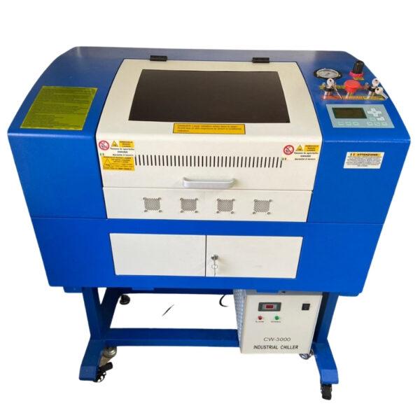 Laser Co2 per materiali organici 60w