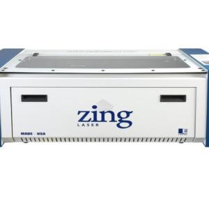 Macchina per incisione e taglio laser Zing 30 Watt