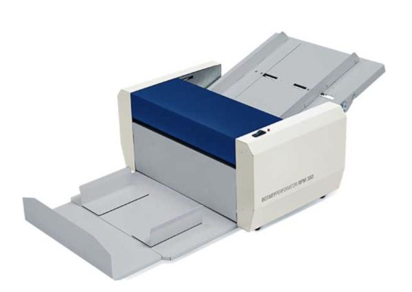Perforatrice rotativa AP-RPM 350